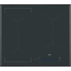 Plita incorporabila AEG IAE64843FB, inductie, 4 zone de gatit, negru
