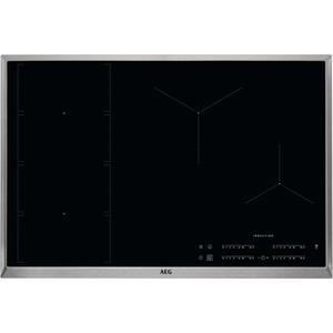 Plita incorporabila AEG IKE84471XB, inductie, 6 zone de gatit, negru