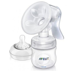 Pompa de san manuala PHILIPS AVENT SCF330/20, 125ml, transparent