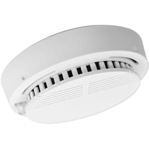 Senzor de fum PNI A023, wireless, alb