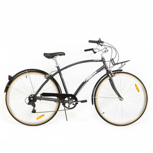 Bicicleta de oras PEGAS Popular Alu 19 7S, Gri Spatial