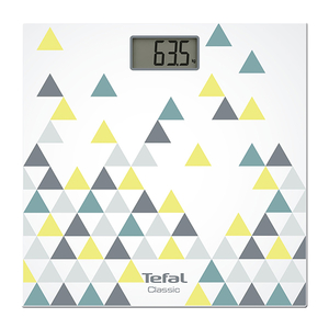 Cantar de persoane TEFAL Classic PP1145V0, electronic, 160kg, sticla