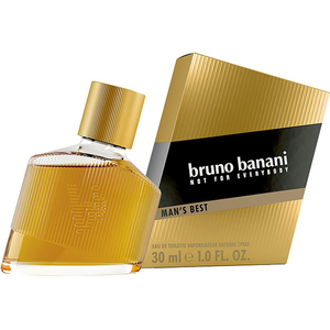 Apa de toaleta BRUNO BANANI MAN'S BEST, Barbati, 30 ml