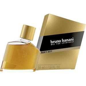 Apa de toaleta BRUNO BANANI Man's Best, Barbati, 50ml