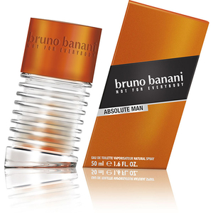 Apa de toaleta BRUNO BANANI Absolute Man, Barbati, 50ml