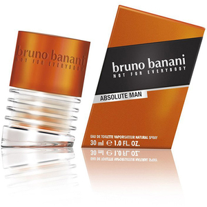 Apa de toaleta BRUNO BANANI ABSOLUTE MAN, Barbati, 30 ml