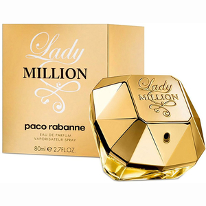 Apa de parfum PACO RABANNE Lady Million Eau De Parfum, Femei, 80ml