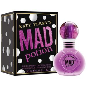 Apa de parfum KATTY PERRY Mad Potion, Femei, 30ml