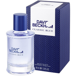 Apa de toaleta DAVID BECKHAM CLASSIC BLUE, Barbati, 40 ml