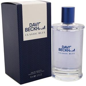Apa de toaleta DAVID BECKHAM Classic Blue, Barbati, 90ml