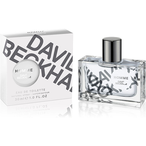 Apa de toaleta DAVID BECKHAM HOMME, Barbati, 30 ml
