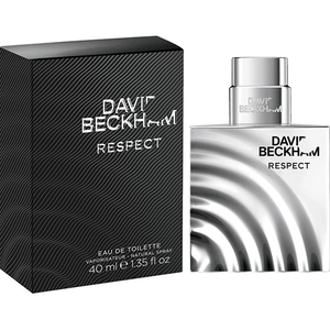 Apa de toaleta DAVID BECKHAM RESPECT, Barbati, 40 ml