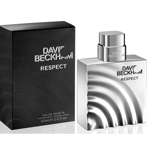 Apa de toaleta DAVID BECKHAM RESPECT, Barbati, 60 ml