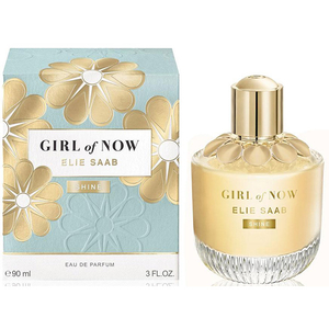 Apa de parfum ELIE SAAB Girl of Now Shine, Femei, 90ml