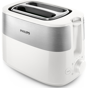 Prajitor de paine PHILIPS HD2516/00 Daily Collection, 830W, alb
