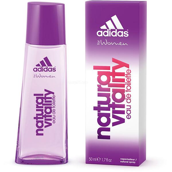 Apa De Toaleta Adidas Natural Vitality Femei 50ml