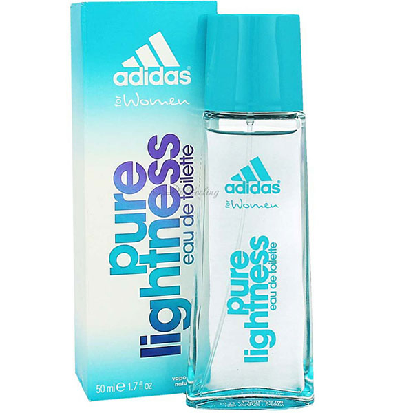 Apa De Toaleta Adidas Pure Lightness Femei 50ml