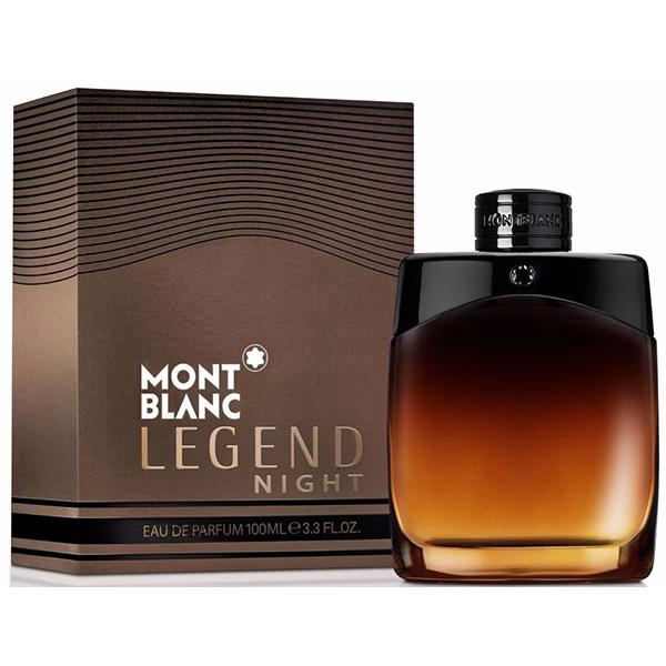 Apa De Parfum Mont Blanc Legend Night Barbati 100ml