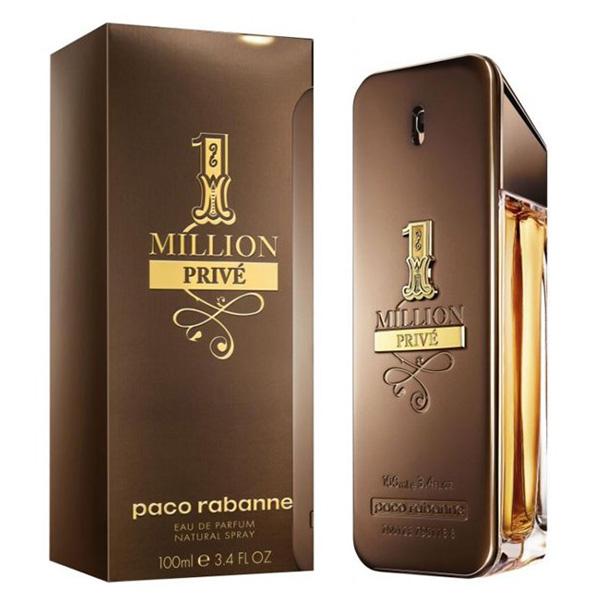 Apa De Parfum Paco Rabanne 1 Million Prive Barbati 100ml