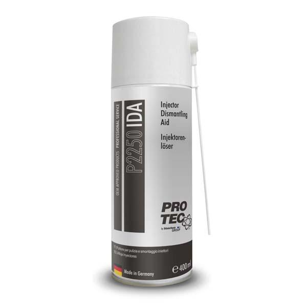 Spray soc termic (-40 grade) si lubrifiere pentru dislocarea injectoarelor si bujiilor PROTEC 400 ML