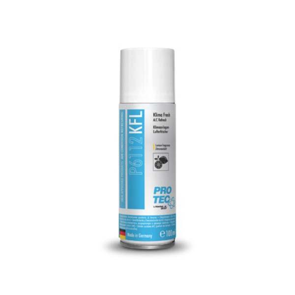 Spray curatare sistem Aer Conditionat, aroma lamaie, KLIMA FRESH 100 ML