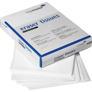 Rezerve burete magnetic LEGAMASTER, 100 file, alb
