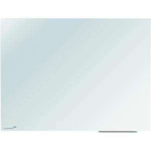 Tabla magnetica din sticla LEGAMASTER, 90 x 120 cm, alb