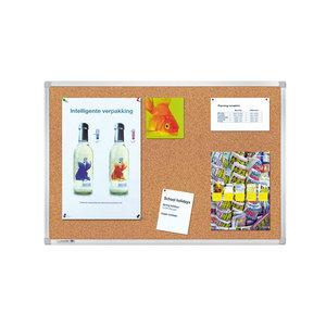 Tabla pluta LEGAMASTER Premium, 60 x 90 cm, maro