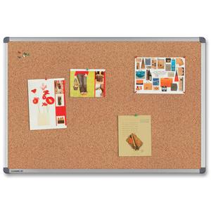 Tabla pluta LEGAMASTER Premium, 90 x 120 cm, maro