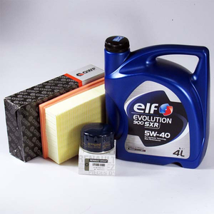 Pachet schimb ulei ELF CLIO III 1.4 16V 98CP
