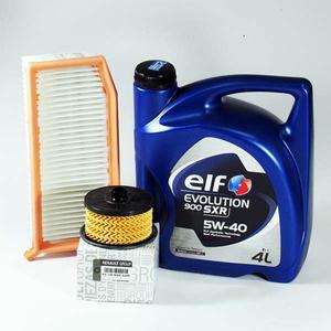 Pachet schimb ulei ELF CLIO IV 0.9TCE 90CP