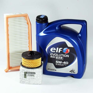 Pachet schimb ulei ELF CLIO IV 1.2 tce
