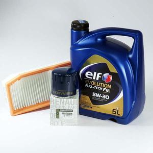 Pachet schimb ulei ELF CLIO IV 1.5 dci
