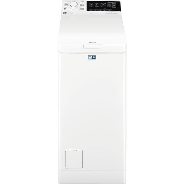 Masina de spalat rufe verticala ELECTROLUX PerfectCare700 EW7T3272, SteamCare, 7kg, 1200rpm, Clasa A+++, alb