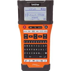 Imprimanta de etichetare industriala BROTHER PT-E550W, USB, Wi-Fi