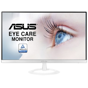 "Monitor LED IPS ASUS VZ249HE-W, 23.8"", Full HD, 60Hz, alb"