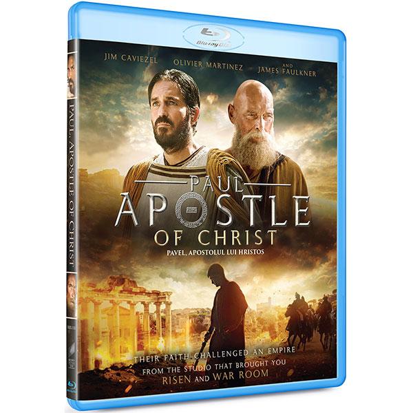 Paul, Apostle of Christ Blu-ray