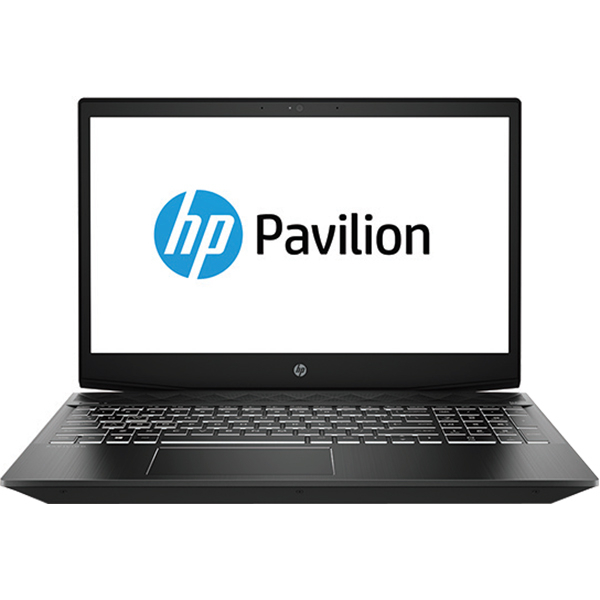 "Laptop Gaming HP Pavilion 15-cx0000nq, Intel Core i7-8750H pana la 4.1GHz, 15.6"" Full HD, 8GB, SSD 256GB, NVIDIA GeForce GTX 1060 3GB, Free Dos"