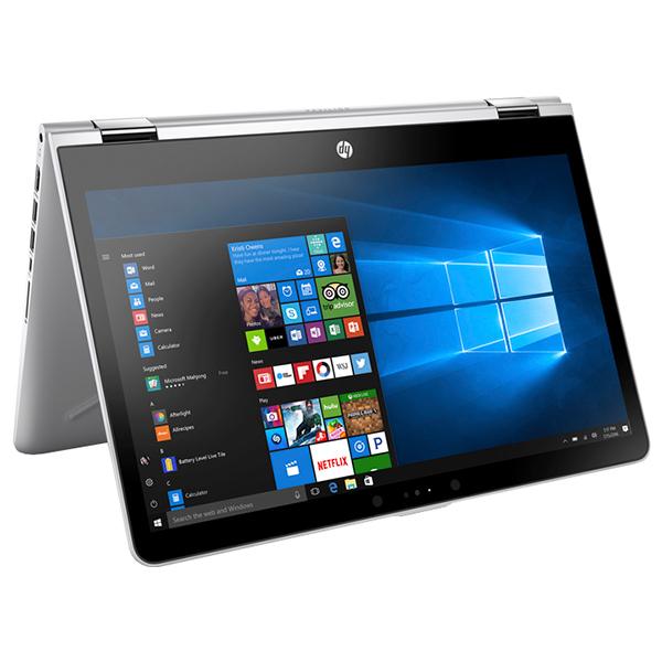 "Laptop 2 in 1 HP Pavilion x360 14-ba100nq, Intel® Core™ i5-8250U pana la 3.4GHz, 14.0"" HD Touch, 4GB, 1TB, Intel® UHD Graphics 620, Windows 10 Home"
