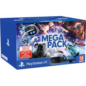 PlayStation VR Mega Pack + Camera PS V2 + 5 jocuri