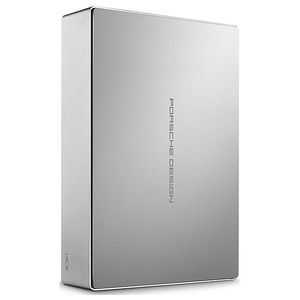 Hard Disk Drive extern LACIE Porsche Design STFE4000401, 4TB, USB 3.0, aluminiu