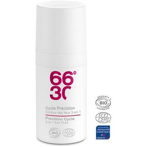 Crema contur pentru ochi 3 in 1 66-30, pentru barbati, 15ml