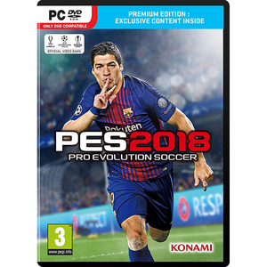 Pro Evolution Soccer 2018 (PES) PC
