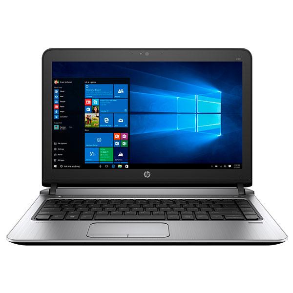 "Laptop HP ProBook 430 G3, Intel® Core™ i5-6200U pana la 2.8GHz, 13.3"", 4GB, SSD 128GB, Intel® HD Graphics 520, Windows 10 Pro"