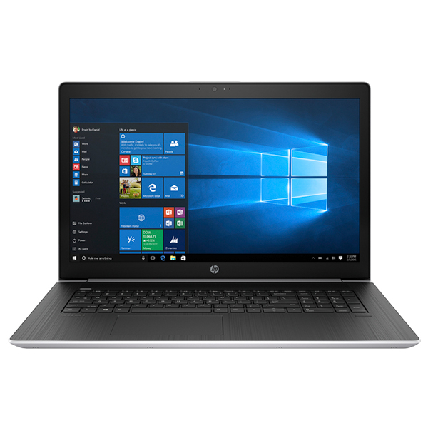 "Laptop HP ProBook 470 G5, Intel Core i7-8550U pana la 4.0GHz, 17.3"" Full HD, 16GB, SSD 512GB, NVIDIA GeForce 930MX 2GB, Windows 10 Pro"