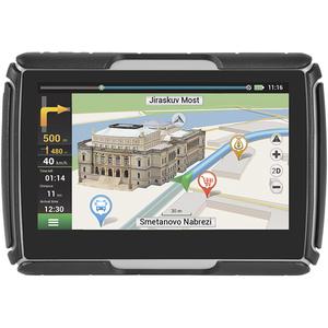 "Sistem de navigatie GPS MOTO NAVITEL G550, 4.3"", Europa, Lifetime, negru"