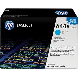 Toner HP 644A Q6461A, cyan