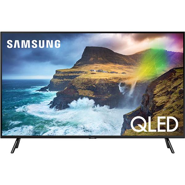 Televizor QLED Smart Ultra HD 4K, HDR, 138 cm, SAMSUNG 55Q70RA