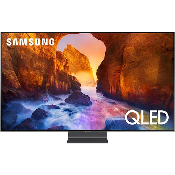 Televizor QLED Smart Ultra HD 4K, HDR, 138 cm, SAMSUNG 55Q90RA