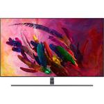 Televizor QLED Smart Ultra HD,Tizen, 4K  HDR, 189 cm, SAMSUNG QE75Q7F, Eclipse Silver